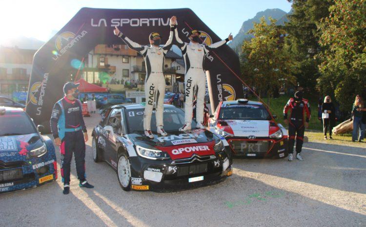 Rallye San Martino 2021, la magia si ripete