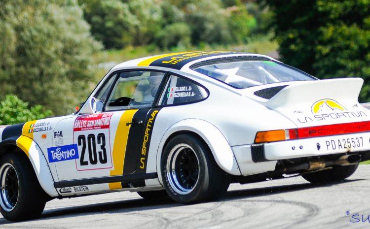 Novità per l'Historique Rallye San Martino 2021 con Trofeo La Sportiva al migliore sul Manghen