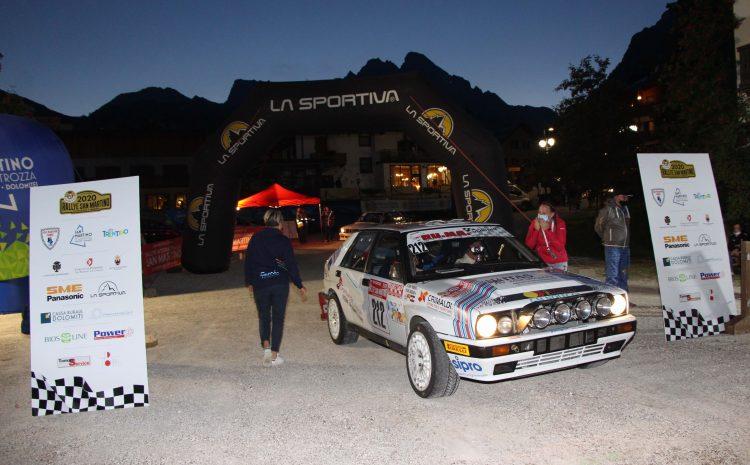 Historique Rallye San Martino 2021: tra rombi antichi e fresche emozioni