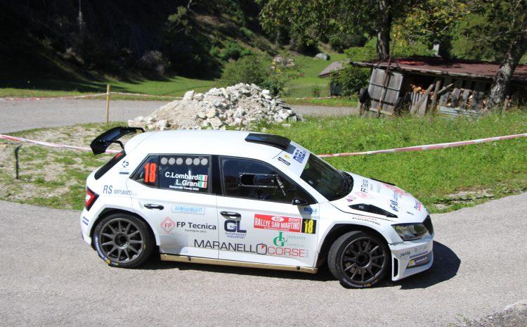 Rallye San Martino 2021, oggi le ricognizioni