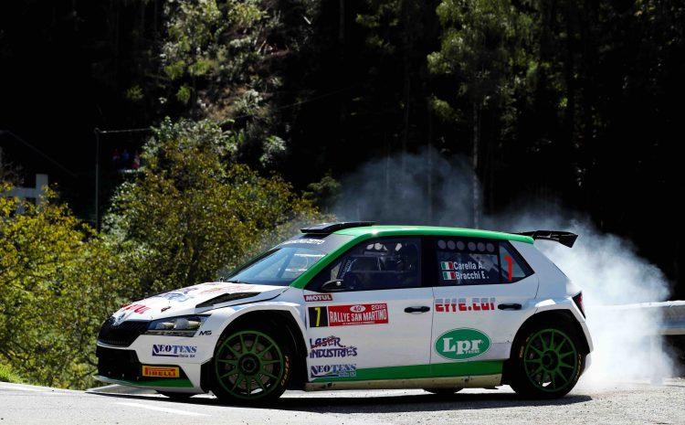 Rallye San Martino 2021, una vigilia ruggente