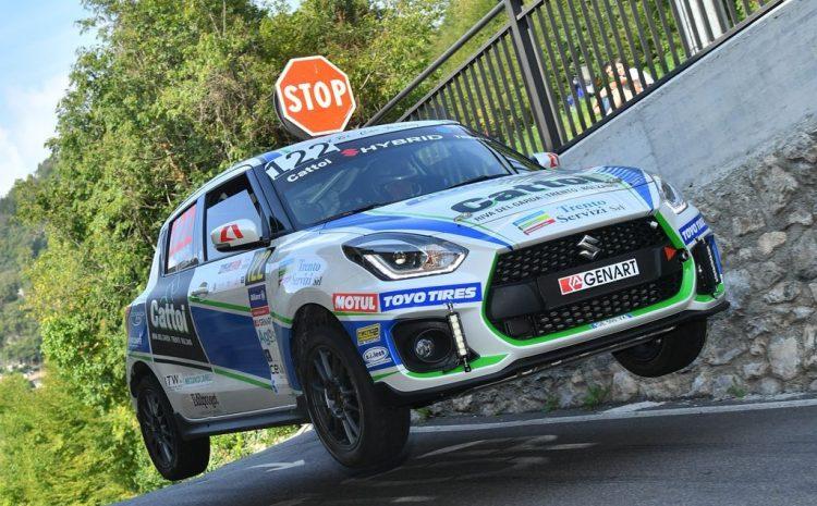 Rallye San Martino 2021, un pienone di iscritti